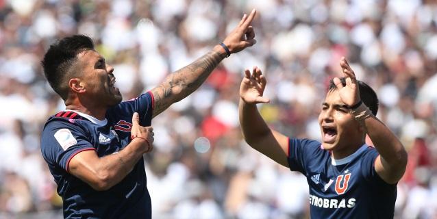 La violencia en las gradas vuelve a empañar la jornada de fútbol en Chile