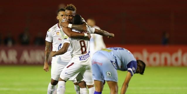 Internacional, Tolima y Medellín, a tercera fase de Copa Libertadores