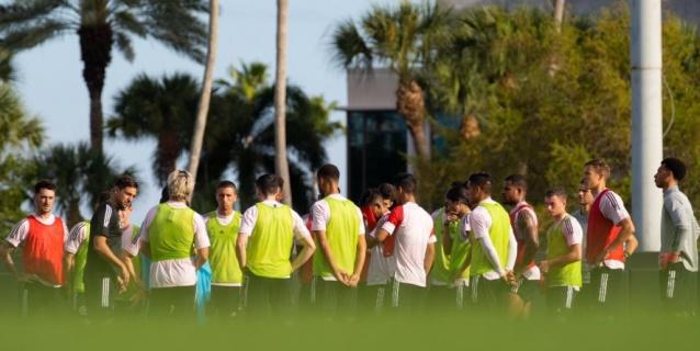 El Inter Miami enfrenta a Tampa Bay Rowdies en último amistoso de pretemporada