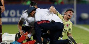 Colombiano Benedetti sale bien de cirugía, pero estará de baja de 6 a 9 meses