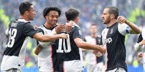 Dybala y Cuadrado hacen de Cristiano y el Juventus defiende el liderato