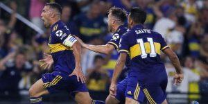 Boca derrotó a Gimnasia y se consagró campeón tras empate de River