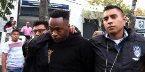 El ecuatoriano Renato Ibarra es trasladado a un reclusorio en México