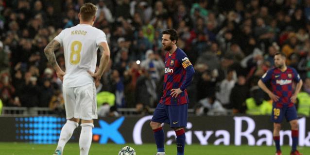 Los daños colaterales del 2-0 en el Bernabéu