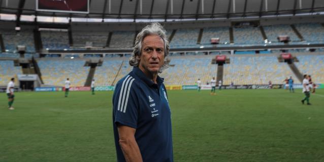 El técnico del Flamengo, en cuidado médico a la espera de la contraprueba del COVID-19