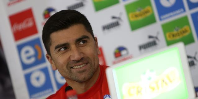 """David Pizarro: """"En Chile hubo información importante no dicha"""""""