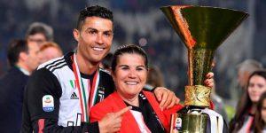 Hospital confirma que la madre de Ronaldo evoluciona según lo previsto