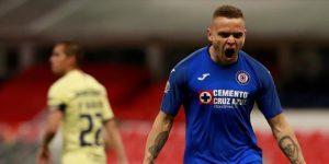 El Cruz Azul lidera el Clausura mexicano, el uruguayo Rodríguez, a los goleadores