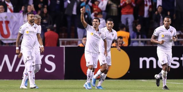 3-0. Liga golea a los suplentes de River, que va por el título en Argentina