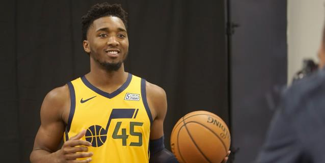 El coronavirus de Mitchell aumenta el temor en la NBA