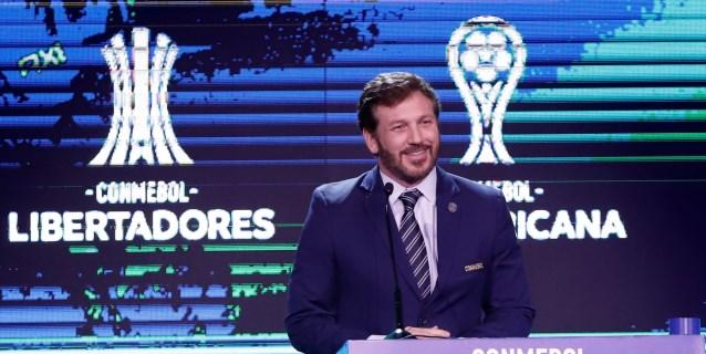La Conmebol anuncia anticipos a los clubes para frenar el impacto económico del COVID-19