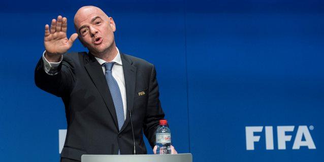 La FIFA aplaza la fecha de su próximo Consejo y traslada el Congreso a septiembre