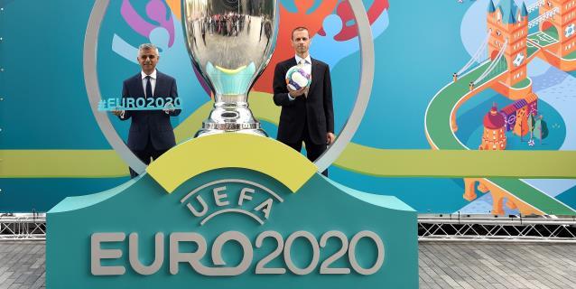 La Eurocopa se aplaza a 2021