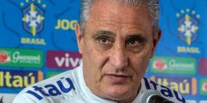 Tite afirma que el Mundial de 2022 comenzará para Brasil ante Bolivia