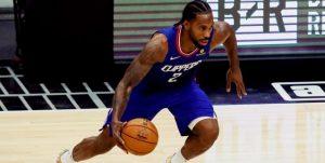 NBA: 107-131. Leonard guía a los Clippers en un partido en medio de medidas de seguridad