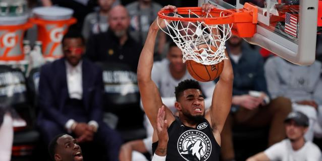 NBA: Towns anuncia que su madre está en coma por causa del coronavirus