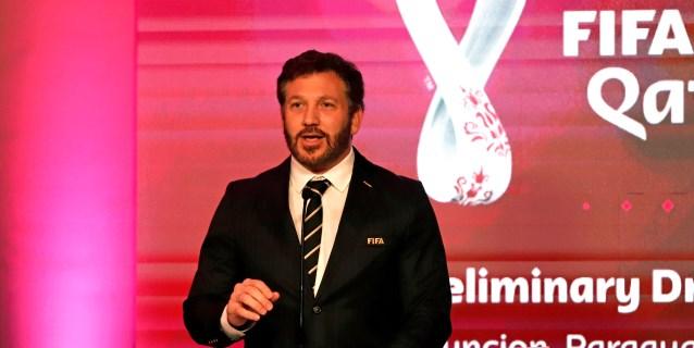 Conmebol pide a la FIFA pasar a septiembre el inicio de las eliminatorias sudamericanas