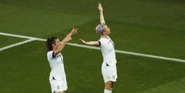 EE.UU. logra su tercer título; España se consagra; Putellas es la MVP