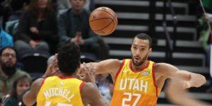 Jugadores de los Jazz de Utah libres del COVID-19, según el Departamento de Salud del equipo