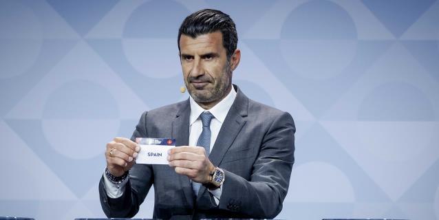 Suiza, Ucrania y Alemania, los rivales de España en la fase de grupos