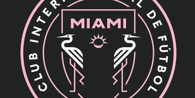 Las garzas del escudo del Inter Miami se separan por el coronavirus