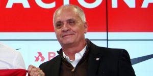 El presidente del Internacional de Porto Alegre da positivo por coronavirus