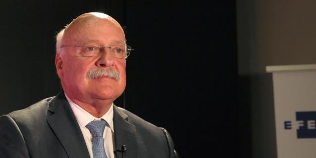 Bonilla, presidente de la Liga de fútbol mexicano, da positivo en COVID-19