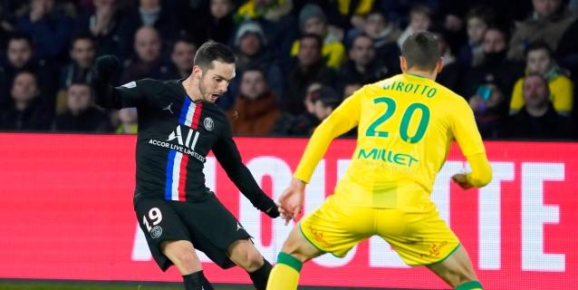 La Liga francesa, suspendida indefinidamente