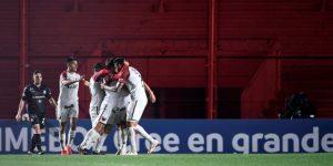 Colón y Argentinos ganan en el cierre de la primera jornada de la Copa
