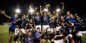 Independiente del Valle vence a River Plate y se saca la espina de Montevideo proclamándose campeón