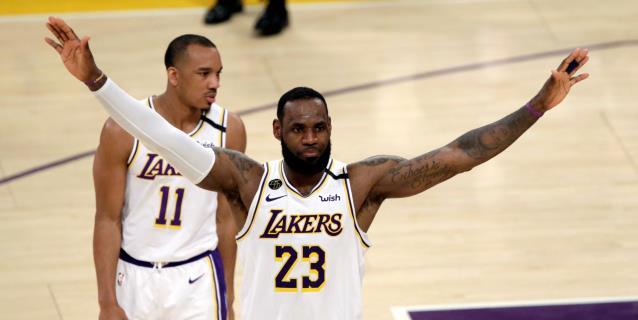 NBA: James reitera que sin público no habrá emociones y diversión en los partidos