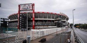 El fútbol argentino se suspendió por presión de los jugadores