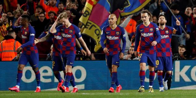 Liderato de penalti… y gracias