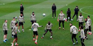 El Real Madrid celebra su 118 aniversario con la tercera sesión de la semana