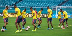Cancelan el amistoso entre Colombia y México en EE.UU. por el coronavirus