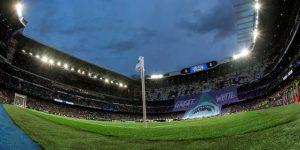 CSD y Real Madrid habilitan el Bernabéu para donación de material sanitario