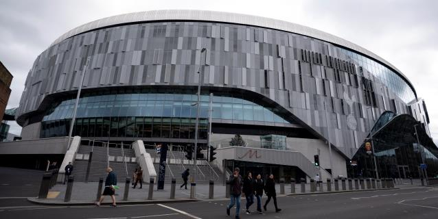 El Tottenham regresará este martes a entrenamientos de manera individualizada
