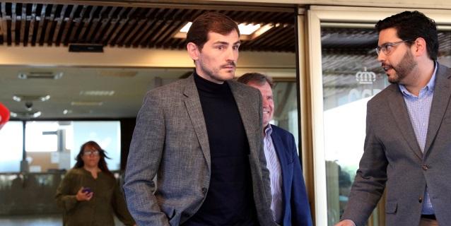 Iker Casillas propone un 'clásico vintage' benéfico