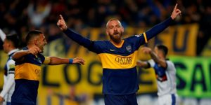 """De Rossi: """"En 6 meses en Argentina no vi a un jugador que no lo diera todo"""""""
