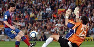 01/05/2005: El día en que Messi inició su camino hacia el Olimpo