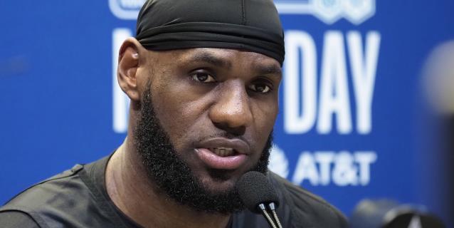 NBA: James admite que no quiere temporada incompleta y asume cualquier opción de jugar