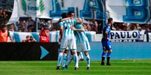 """Racing Club acuerda una """"reducción salarial importante"""" con sus jugadores"""