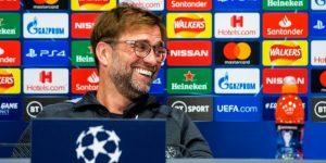El Liverpool desvela los entresijos de las charlas de Klopp al descanso