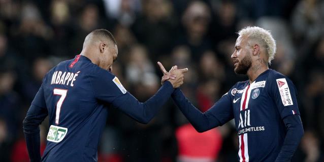 El PSG, oficialmente campeón de Francia tras dar por terminada su liga