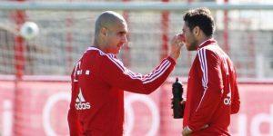 Claudio Pizarro sorprendió al elegir al técnico que marcó su carrera deportiva