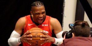 Westbrook dona 4,2 millones de mascarillas a la comunidad afroamericana