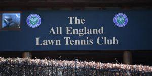 TENIS: Wimbledon cancelado por primera vez desde la Segunda Guerra Mundial