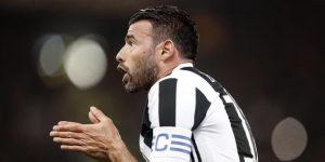 Barzagli deja al Juventus por razones familiares