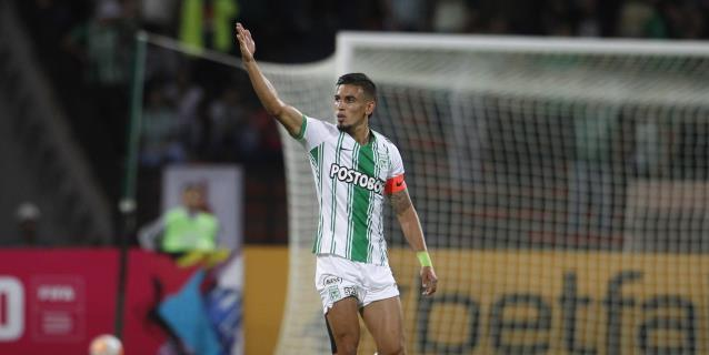 El Nacional de Colombia transferirá al lateral Daniel Muñoz al Genk de Bélgica