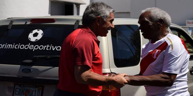 Perico León, la leyenda del fútbol peruano que deja una gran huella